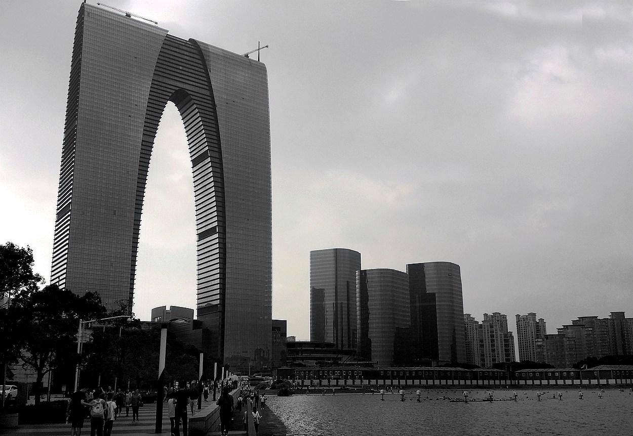 苏州东方之门