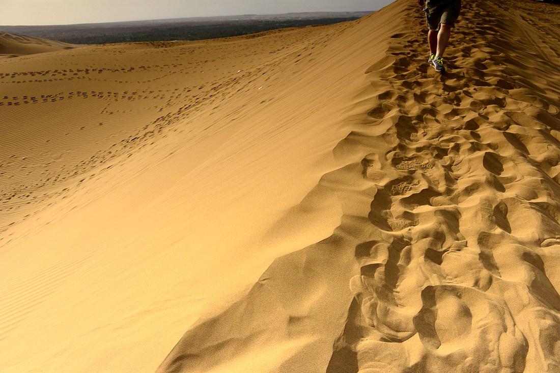 √库木塔格沙漠