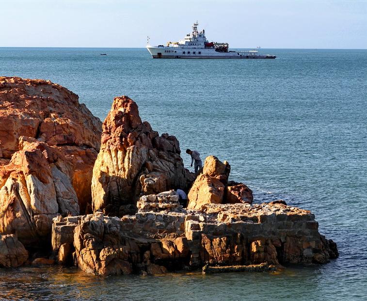 ctps.cn-- 海岛风光 南岛渔夫 南澳岛
