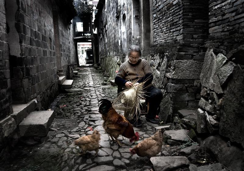 农村生活_美妙的印尼乡村生活图片