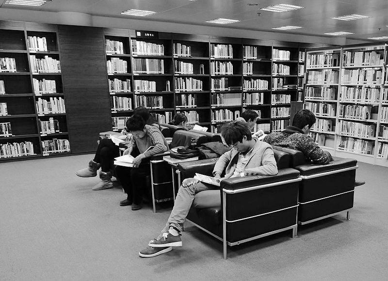 知识殿堂----国家图书馆