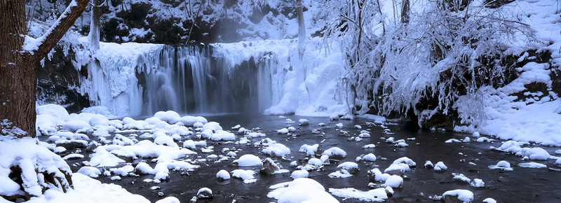 壁纸 风景 旅游 瀑布 山水 桌面 800_290