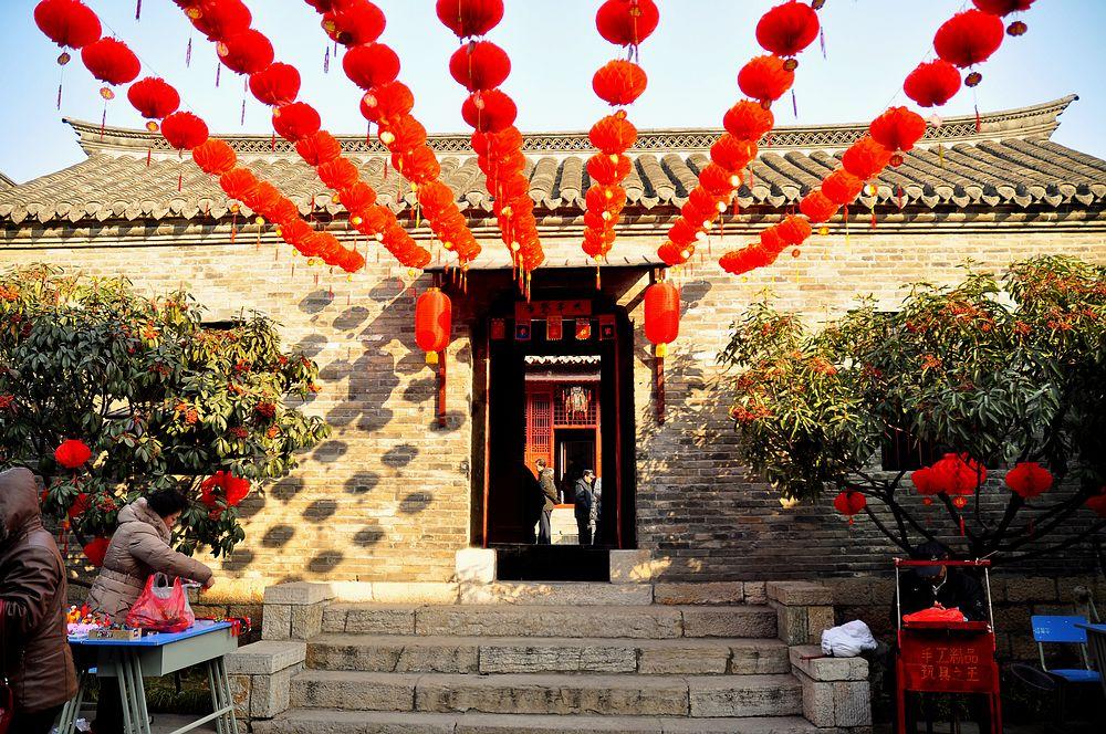 水调歌头---春节花灯 - znx123000 - 心语小院