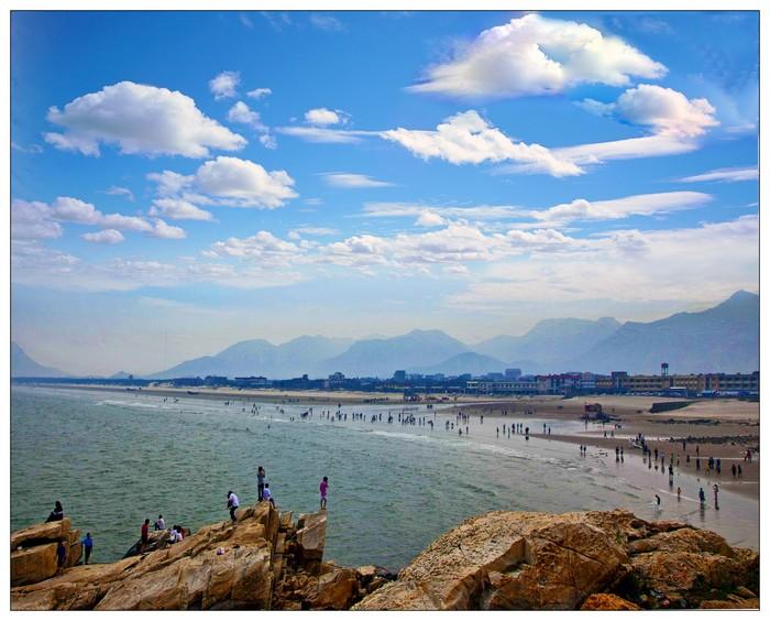 长乐下沙海滨浴场2