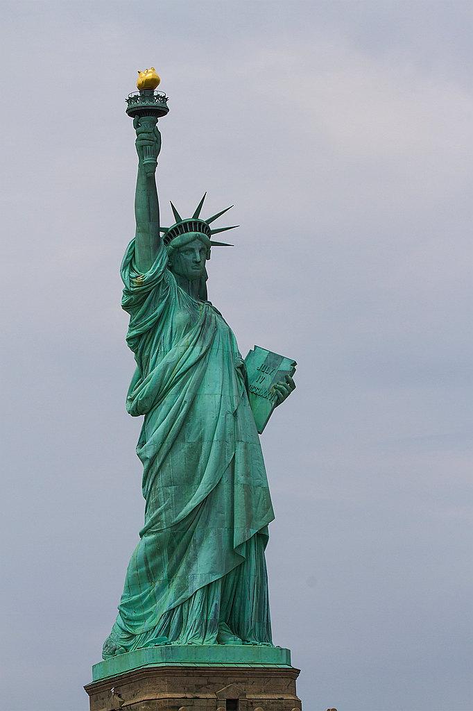 美国印象-------自由女神
