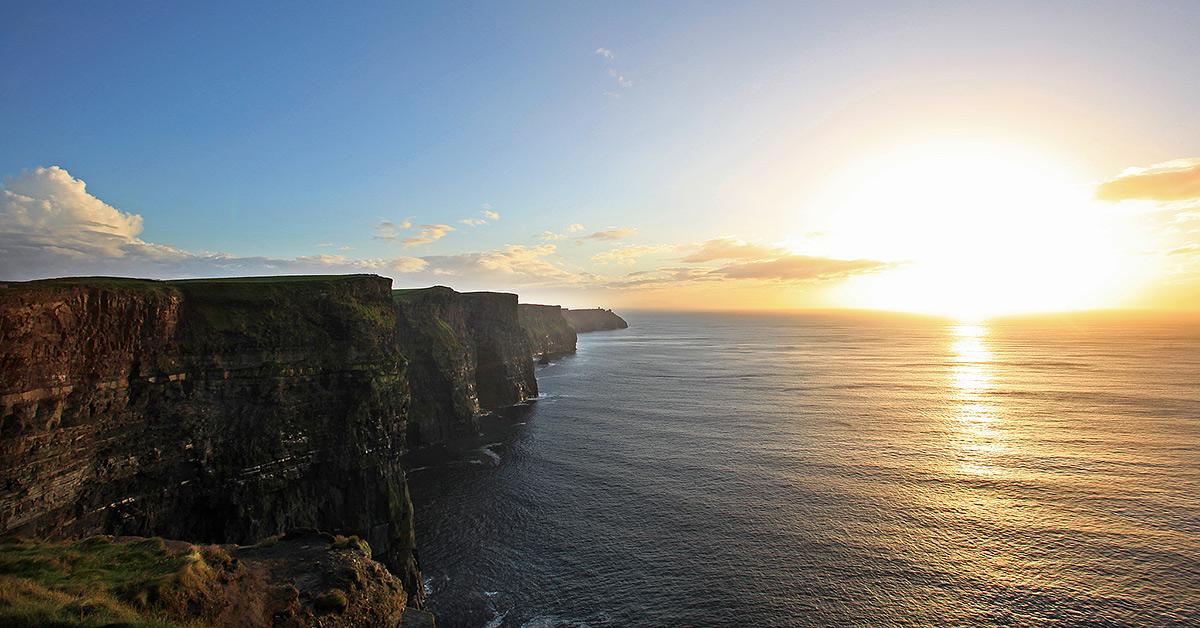 莫赫悬崖————翡翠岛国爱尔兰