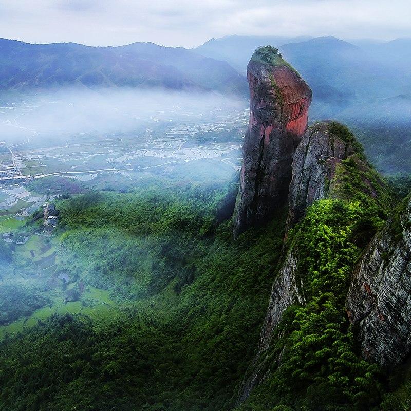 石城县通天寨风景区